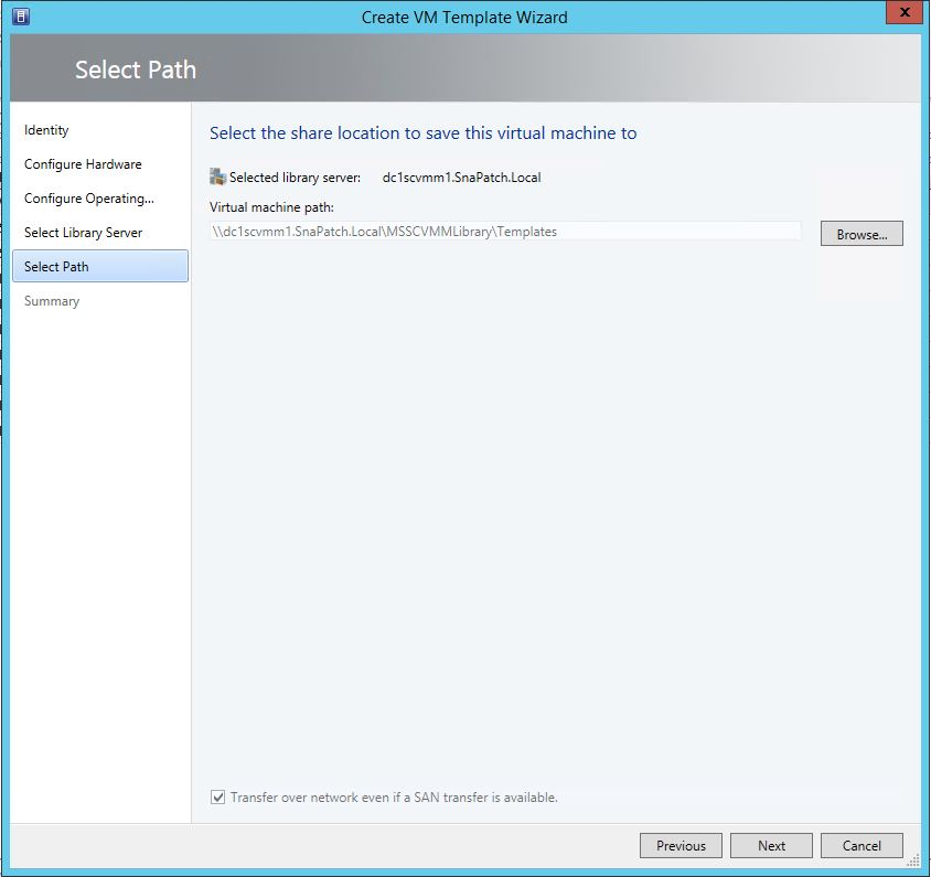 How To Create A Hyper V Template For Deployment