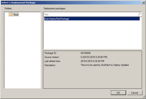 Manual Update Deployment SCCM
