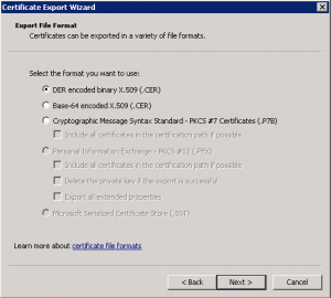 PowerCLI Certificate Issue