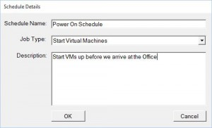 Azure VM Power On Schedule 2