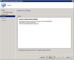 KB3209501 Install 5