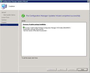 KB3209501 Install 6
