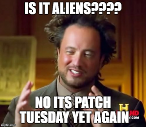 patch tuesday aliens