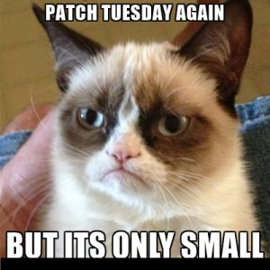 January 2017 Patch Tuesday