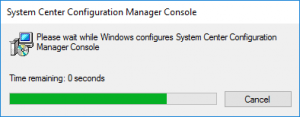 Sccm 1810 Upgrade Console Update 3