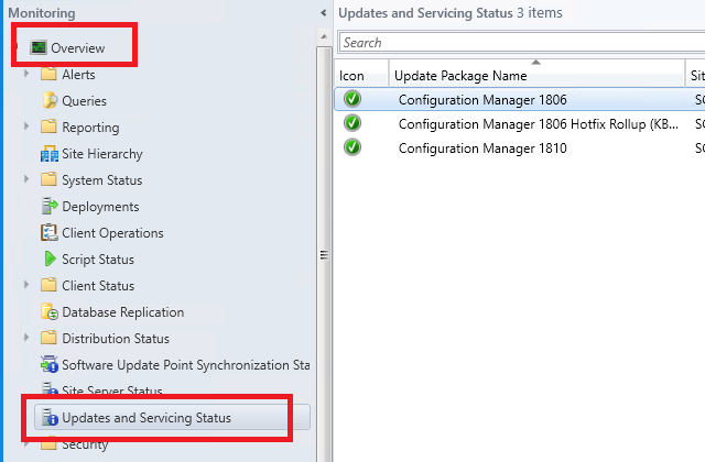 How to upgrade to SCCM 1810 - SmiKar Software