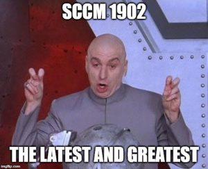 SCCM 1902