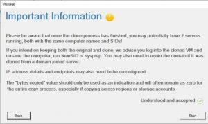 Clone Azure VM WarningJPG