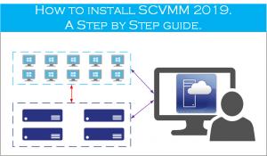 SCVMM 2019 Install guide