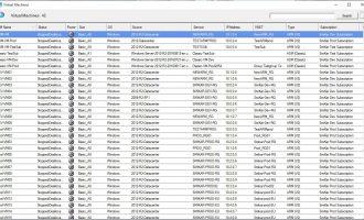 Azure VM Scheduler VMs Window